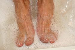 trötta fötter huddinge